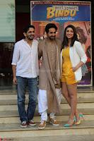 Parineeti Chopra with Ayushmann Khurrana at the Launch of Trailer of Meri Pyaari Bindu 053.JPG
