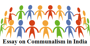 Essay on Communalism in India