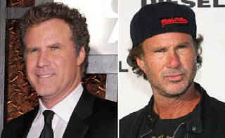 Will Ferrell dan Chad Smith