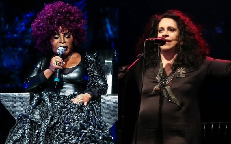 Gal Costa e Elza Soares em festival que celebra diversidade em Brasília