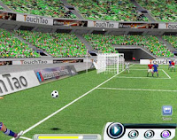 World Soccer League, aplikasi sepakbola memori kecil