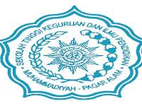 PENERIMAAN MAHASISWA BARU (STKIPMUH PAGARALAM) 2017-2018 SEKOLAH TINGGI KEGURUAN DAN ILMU PENDIDIKAN MUHAMMADIYAH PAGARALAM