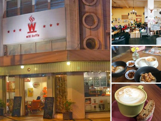 Wiki Koffie, Tempat Nongkrong Pilihan Wisatawan di Jalan Braga