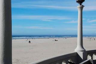 Beach Seaside Oregon Coast USA