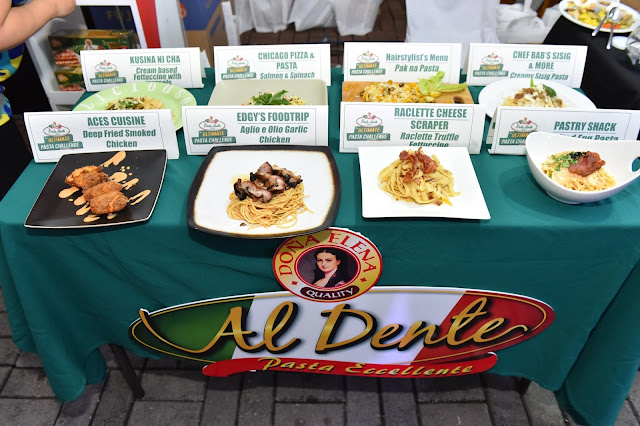 Celebrating World Pasta Month with Doña Elena Al Dente Pasta