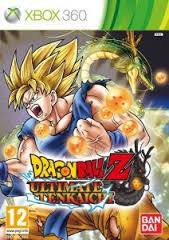 Dragon Ball Z: Ultimate Tenkaichi (XBOX 360) 2011