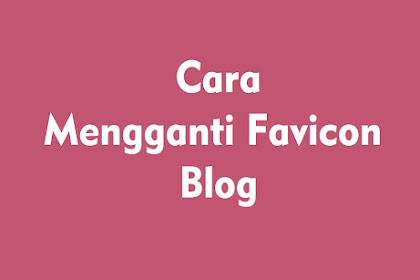 Cara Membuat Icon (Favicon) Blog Pada Blogspot dan Wordpress
