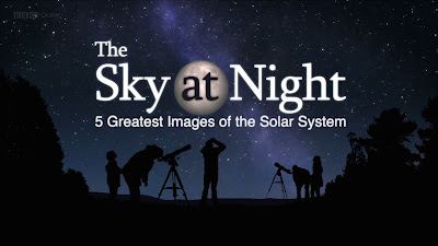 BBC The Sky at Night: 5 Greatest Images of the Solar System