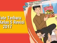 Update Terbaru RPP Kelas 5 Revisi 2017