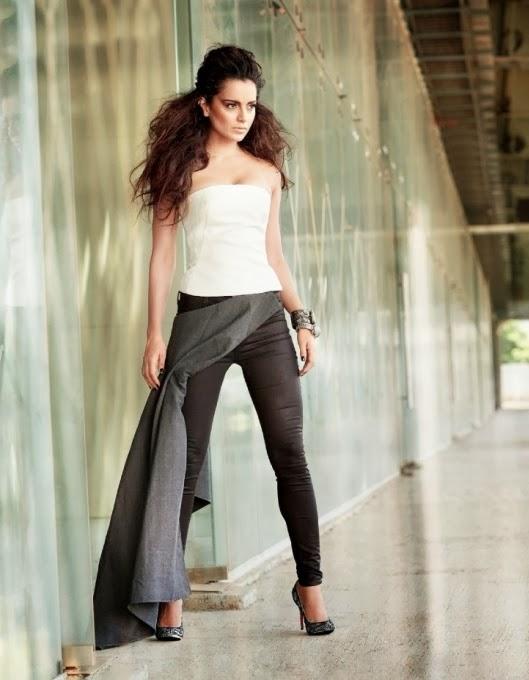 Kangana Ranaut Photoshoot for Filmfare Magazine October
