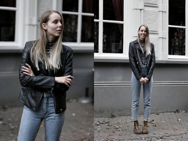 make people stare blogger outfit monki kimomo vintage mom jeans dr martens