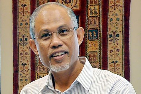 Mr Masagos Zulkifli, Minister for Environment and Water Resources