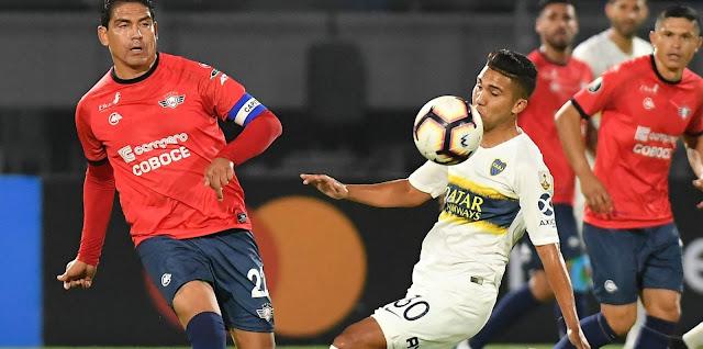 Boca Juniors vs Wilstermann EN VIVO ONLINE copa conmebo libertadores.