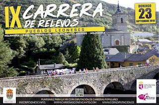 Carrera Relevos Copa Diputacion 2018