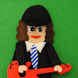 DITELLA ANGUS YOUNG (ACDC)