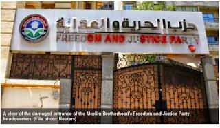 Egypt hangs 5 prisoners: officials