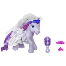 MLP Graceful Glimmer Dress-Up Ponies Winter Crystal Princess G3 Pony