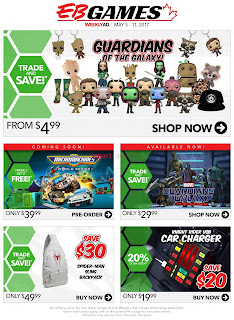 EB Games Weekly ad Flyer May 5 to 11