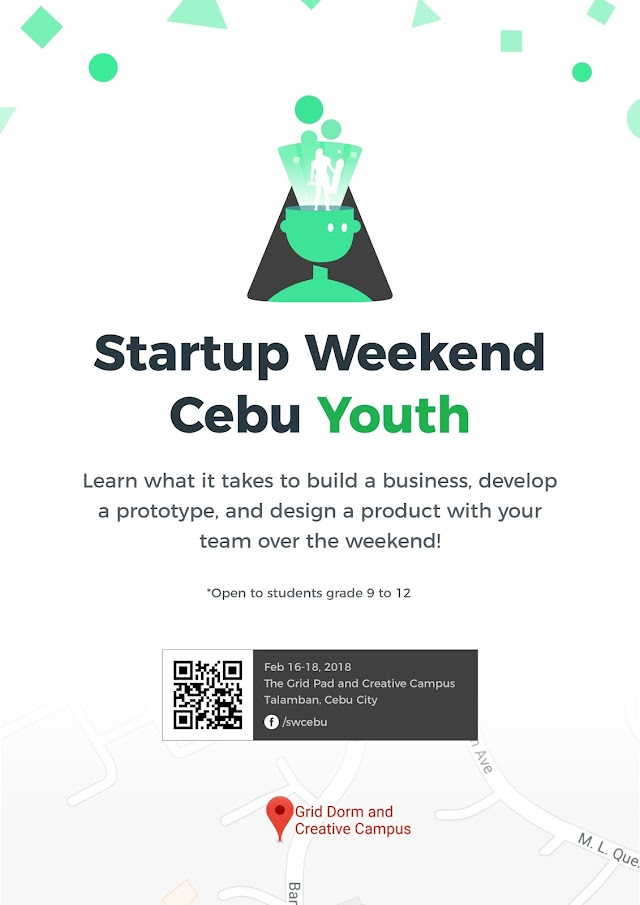 First Youth Edition in the Philippines! 6th Startup Weekend in Cebu