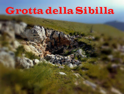 sibillini grotta della sibilla oggi