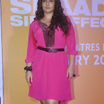 Vidya Balan Latest Photos in short Pink Dress
