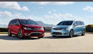 2019 Chrysler Pacifica Hybride Examen, concept et spécifications des moteurs Rumeur