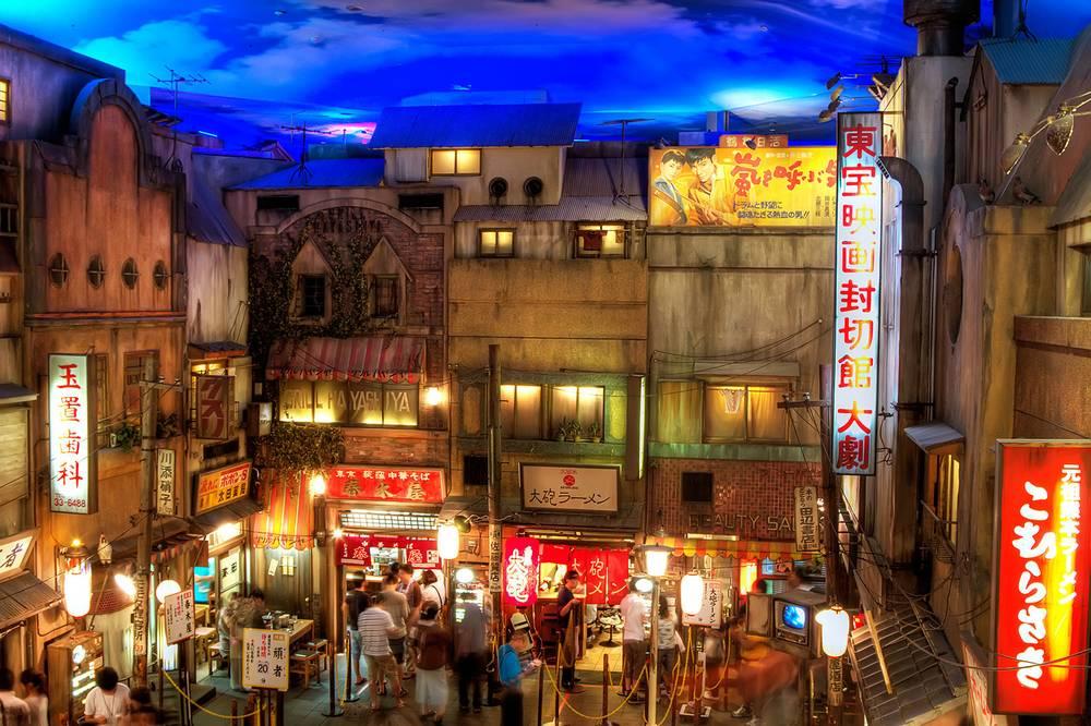 Shin Yokohama Raumen Museum, Jepang (gaijinpot.com)