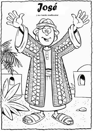Desde mi rincón de religión: José y El Abrigo de Muchos Colores