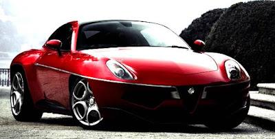 Review 2013 Alfa Romeo Disco Volante Touring