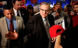 Joe Arpaio On The ropes as illegal immigrants join fight to oust 'America's Toughest Sheriff'