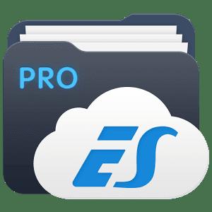 تحميل تطبيق ES File Explorer Pro v1.0.7 مدفوع للاندرويد