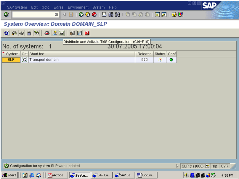 Simple about SAP basis: SAP Transport Management System