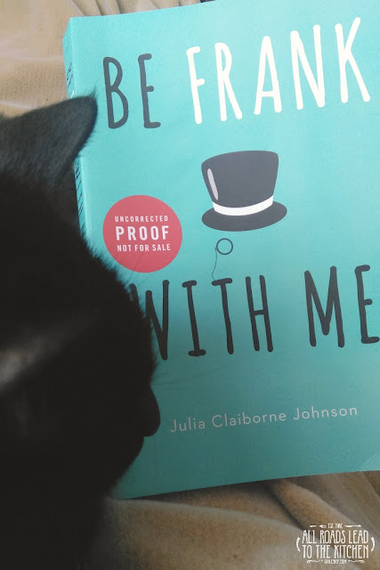 Be Frank with Me - book tour stop and review
