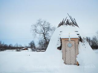 Kiruna guidetur, snowmobile, high mountain tour, lunch