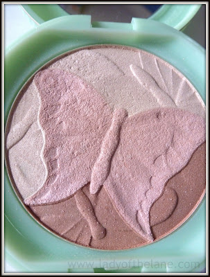 Paul & Joe Midsummer's Night Sparkling Pressed Powder