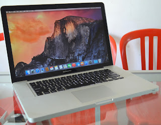 MacBook Core i7 15.6-Inch, Late 2011