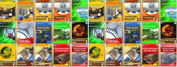 Buku Tematik Kelas X SMK Kurikulum 2013