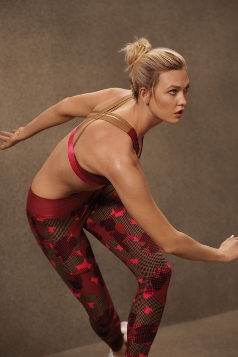 Karlie Kloss for adidas Statement Collection