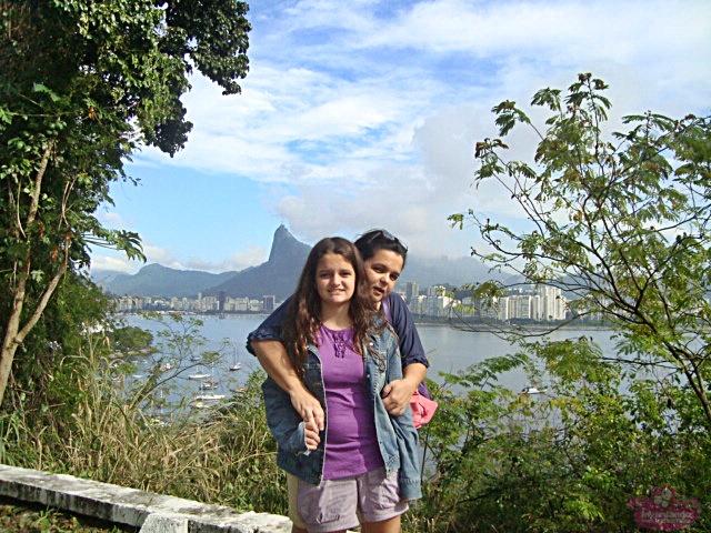 Fortes do Rio para ir com crianças