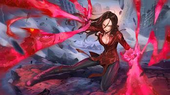 Scarlet Witch, 4K, #4.2122