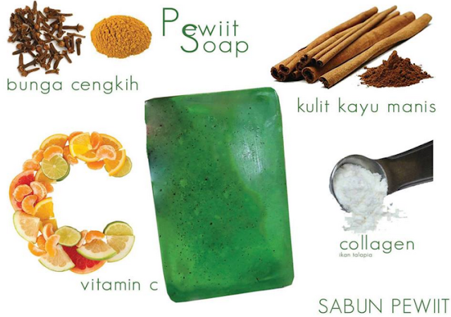 pewitt soap