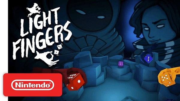 Light Fingers Release date