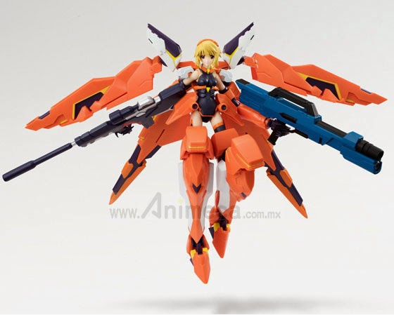 FIGURA Armor Girls Project Rafael Revive Custom II Garden Curtain × CHARLOTTE DUNOIS IS Infinite Stratos