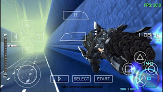 Download Black Rock Shooter ISO PSP Android