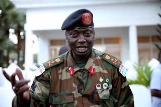 Gen Ousman