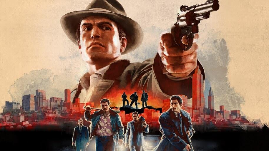 Mafia 2 Definitive Edition, 4K, #3.2021
