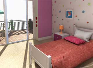 Juegos de Escape - Escape Little Girls Room
