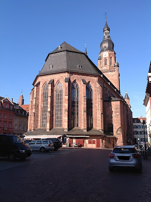 Heiliggeistkirche - Church of the Holy Spirit
