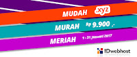 Promo Domain Murah RP 10.000,