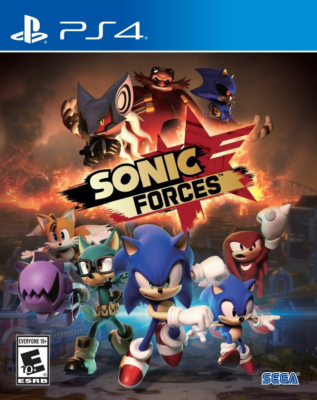 SuperPhillip Central: Sonic Forces (PS4, XB1, NSW, PC) Review